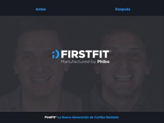 Antes y Después FirstFit